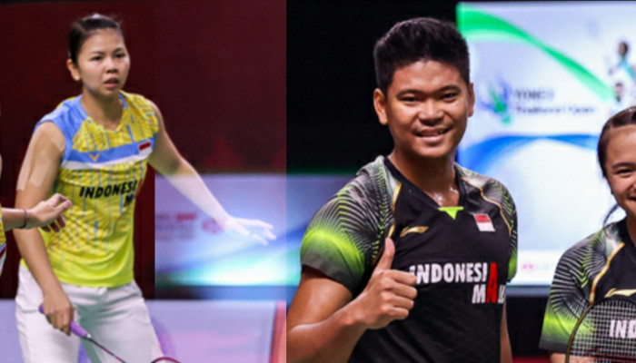 Dua Wakil Indonesia di Final Yonex Thailand Open